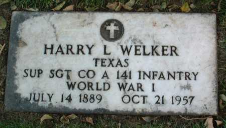 WELKER, HARRY LEE - Yavapai County, Arizona   HARRY LEE WELKER - Arizona Gravestone Photos