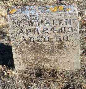 WHALEN, WILLIAM - Yavapai County, Arizona | WILLIAM WHALEN - Arizona Gravestone Photos