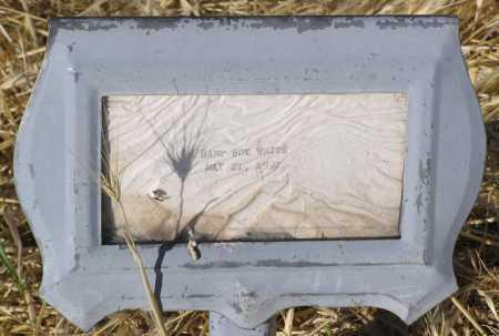 WHITE, BABY BOY - Yavapai County, Arizona | BABY BOY WHITE - Arizona Gravestone Photos