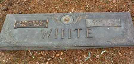 WHITE, CHARLES STEPHEN - Yavapai County, Arizona | CHARLES STEPHEN WHITE - Arizona Gravestone Photos