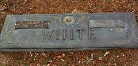 WHITE, GERTRUDE S. - Yavapai County, Arizona | GERTRUDE S. WHITE - Arizona Gravestone Photos
