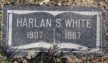 WHITE, HARLAN S. - Yavapai County, Arizona   HARLAN S. WHITE - Arizona Gravestone Photos