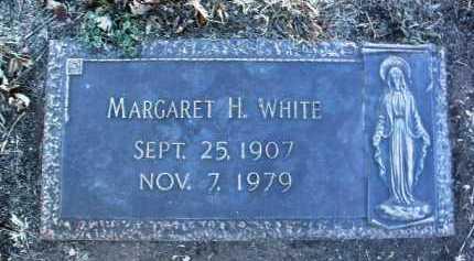 WHITE, MARGARET H. - Yavapai County, Arizona | MARGARET H. WHITE - Arizona Gravestone Photos