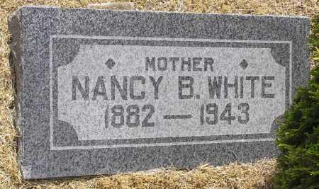 WHITE, NANCY BELL - Yavapai County, Arizona | NANCY BELL WHITE - Arizona Gravestone Photos