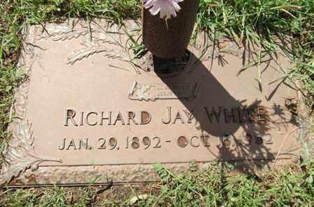 WHITE, RICHARD JAY - Yavapai County, Arizona   RICHARD JAY WHITE - Arizona Gravestone Photos