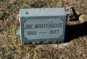 WHITEHOUSE, JOSEPH (JOE) - Yavapai County, Arizona | JOSEPH (JOE) WHITEHOUSE - Arizona Gravestone Photos