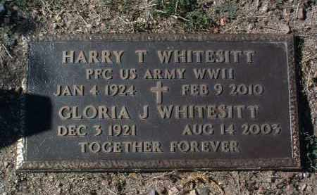 WHITESITT, HARRY THOMAS - Yavapai County, Arizona | HARRY THOMAS WHITESITT - Arizona Gravestone Photos