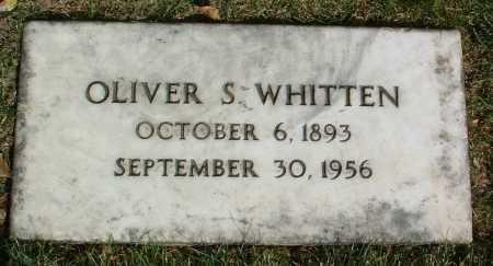 WHITTEN, OLIVER S. - Yavapai County, Arizona   OLIVER S. WHITTEN - Arizona Gravestone Photos