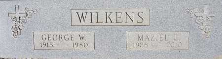GOODNER WILKENS, MAZIEL L. - Yavapai County, Arizona | MAZIEL L. GOODNER WILKENS - Arizona Gravestone Photos