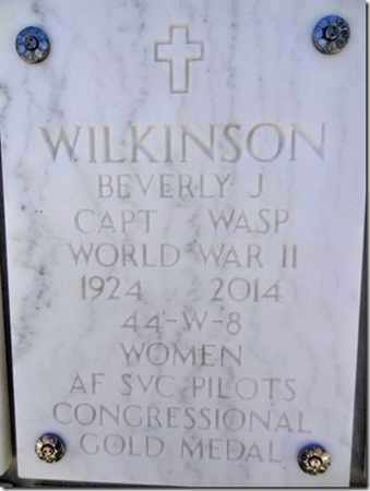 WILKINSON, BEVERLY J. - Yavapai County, Arizona | BEVERLY J. WILKINSON - Arizona Gravestone Photos