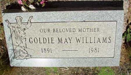 WILLIAMS, GOLDIE MAY - Yavapai County, Arizona   GOLDIE MAY WILLIAMS - Arizona Gravestone Photos