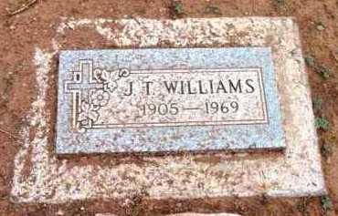 WILLIAMS, JOSEPH THEODORE - Yavapai County, Arizona   JOSEPH THEODORE WILLIAMS - Arizona Gravestone Photos
