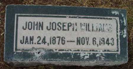 WILLIAMS, JOHN JOSEPH - Yavapai County, Arizona | JOHN JOSEPH WILLIAMS - Arizona Gravestone Photos