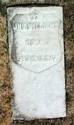 WILLIAMS, JOHN CALVIN - Yavapai County, Arizona   JOHN CALVIN WILLIAMS - Arizona Gravestone Photos