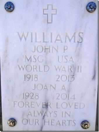 WILLIAMS, JOAN A. - Yavapai County, Arizona   JOAN A. WILLIAMS - Arizona Gravestone Photos