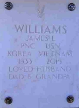 WILLIAMS, JAMES L. - Yavapai County, Arizona | JAMES L. WILLIAMS - Arizona Gravestone Photos