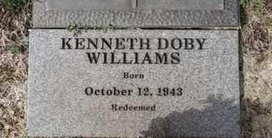WILLIAMS, KENNETH DOBY - Yavapai County, Arizona   KENNETH DOBY WILLIAMS - Arizona Gravestone Photos
