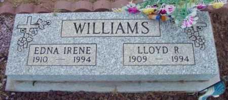 WILLIAMS, LLOYD R. - Yavapai County, Arizona | LLOYD R. WILLIAMS - Arizona Gravestone Photos