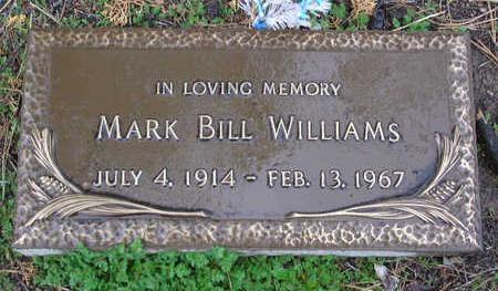 WILLIAMS, ALBERT WILLIAM - Yavapai County, Arizona | ALBERT WILLIAM WILLIAMS - Arizona Gravestone Photos