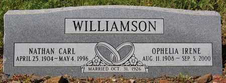 WILLIAMSON, OPHELIA IRENE - Yavapai County, Arizona | OPHELIA IRENE WILLIAMSON - Arizona Gravestone Photos