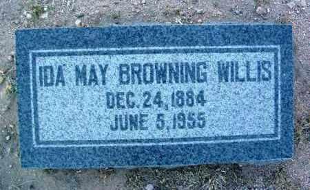 BROWNING, IDA MAY - Yavapai County, Arizona | IDA MAY BROWNING - Arizona Gravestone Photos