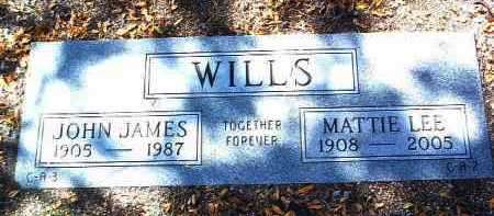 WILLS, MATTIE LEE - Yavapai County, Arizona | MATTIE LEE WILLS - Arizona Gravestone Photos