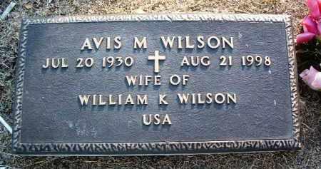 WILSON, AVIS MARIE - Yavapai County, Arizona   AVIS MARIE WILSON - Arizona Gravestone Photos