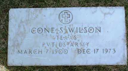 WILSON, CONE STANTON - Yavapai County, Arizona   CONE STANTON WILSON - Arizona Gravestone Photos