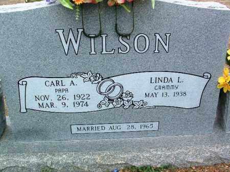 WILSON, CARL A. - Yavapai County, Arizona | CARL A. WILSON - Arizona Gravestone Photos