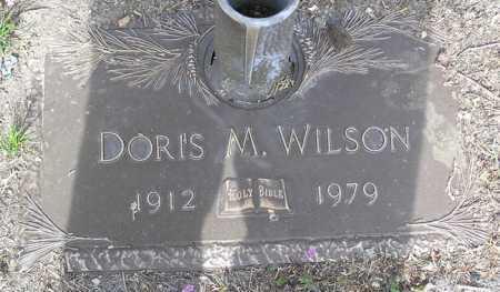 WILSON, DORIS MAURINE - Yavapai County, Arizona   DORIS MAURINE WILSON - Arizona Gravestone Photos