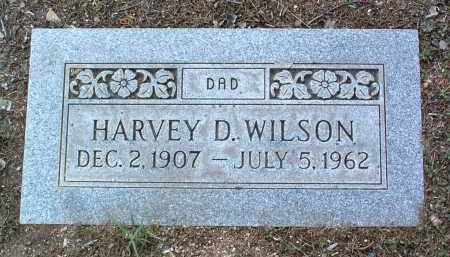 WILSON, HARVEY DILLARD - Yavapai County, Arizona | HARVEY DILLARD WILSON - Arizona Gravestone Photos