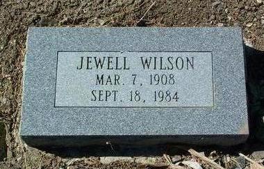 WILSON, JEWELL - Yavapai County, Arizona | JEWELL WILSON - Arizona Gravestone Photos