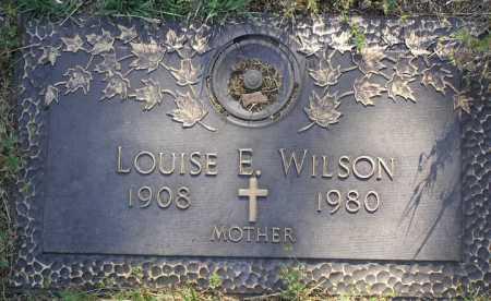 WILSON, LOUISE ELIZABETH - Yavapai County, Arizona | LOUISE ELIZABETH WILSON - Arizona Gravestone Photos