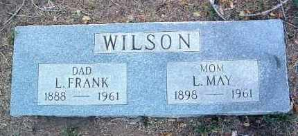 WILSON, LILLIE MAY - Yavapai County, Arizona | LILLIE MAY WILSON - Arizona Gravestone Photos