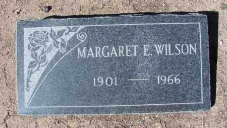 WILSON, MARGARET EDNA - Yavapai County, Arizona | MARGARET EDNA WILSON - Arizona Gravestone Photos