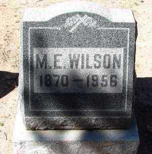 WILSON, MARGARET ELIZABETH - Yavapai County, Arizona | MARGARET ELIZABETH WILSON - Arizona Gravestone Photos