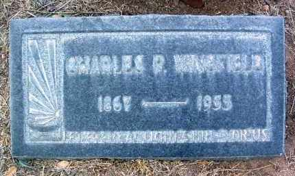 WINGFIELD, CHARLES P. - Yavapai County, Arizona | CHARLES P. WINGFIELD - Arizona Gravestone Photos