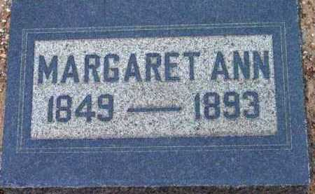 PLEASANTS WINGFIELD, MARGARET ANN - Yavapai County, Arizona | MARGARET ANN PLEASANTS WINGFIELD - Arizona Gravestone Photos