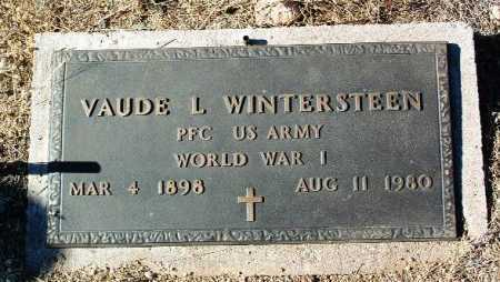 WINTERSTEEN, VAUDE LEE - Yavapai County, Arizona | VAUDE LEE WINTERSTEEN - Arizona Gravestone Photos