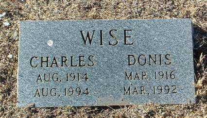 WATERSON WISE, DORIS K. - Yavapai County, Arizona | DORIS K. WATERSON WISE - Arizona Gravestone Photos