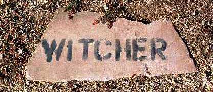 WITCHER, T. OTIS - Yavapai County, Arizona | T. OTIS WITCHER - Arizona Gravestone Photos