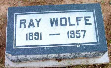 WOLFE, RAYMOND - Yavapai County, Arizona   RAYMOND WOLFE - Arizona Gravestone Photos