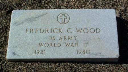 WOOD, FREDERICK C. - Yavapai County, Arizona | FREDERICK C. WOOD - Arizona Gravestone Photos