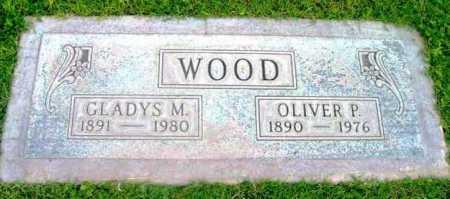 WOOD, OLIVER PAUL - Yavapai County, Arizona   OLIVER PAUL WOOD - Arizona Gravestone Photos