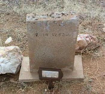 WOOD, IRVIN E. - Yavapai County, Arizona | IRVIN E. WOOD - Arizona Gravestone Photos