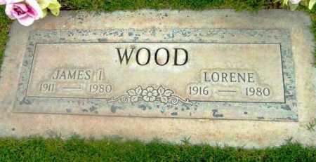 WOOD, LORENE - Yavapai County, Arizona | LORENE WOOD - Arizona Gravestone Photos