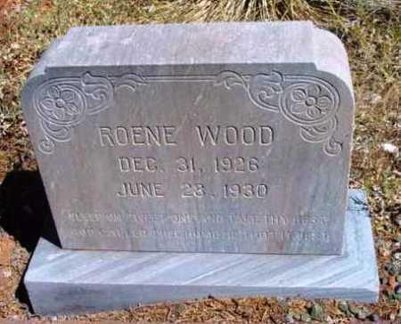 WOOD, ROENE - Yavapai County, Arizona | ROENE WOOD - Arizona Gravestone Photos