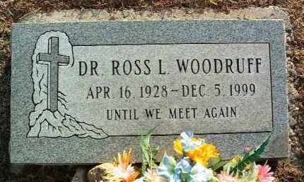 WOODRUFF, ROSS LAVINUS - Yavapai County, Arizona | ROSS LAVINUS WOODRUFF - Arizona Gravestone Photos