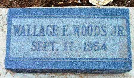 WOODS, WALLACE EUGENE - Yavapai County, Arizona   WALLACE EUGENE WOODS - Arizona Gravestone Photos