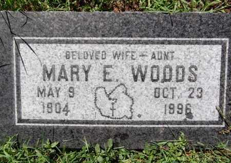 MINUCCI WOODS, MARY E. - Yavapai County, Arizona | MARY E. MINUCCI WOODS - Arizona Gravestone Photos